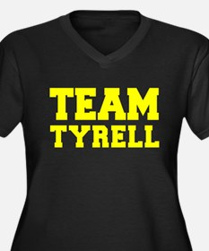 TEAM TYRELL Plus Size T-Shirt