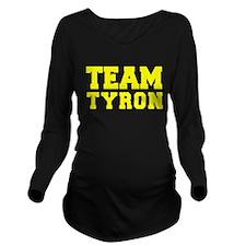 TEAM TYRON Long Sleeve Maternity T-Shirt