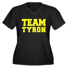 TEAM TYRON Plus Size T-Shirt