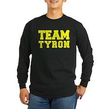 TEAM TYRON Long Sleeve T-Shirt