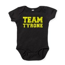 TEAM TYRONE Baby Bodysuit