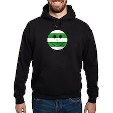 smiley hoops Hoody