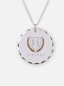 85th Birthday Laurels Necklace