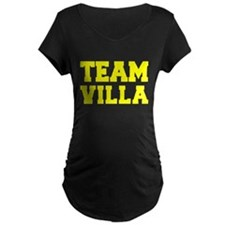 TEAM VILLA Maternity T-Shirt