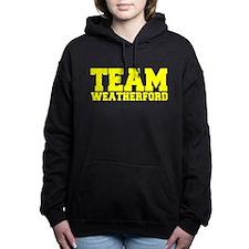 TEAM WEATHERFORD Women's Hooded Sweatshirt