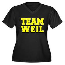 TEAM WEIL Plus Size T-Shirt