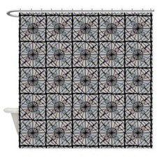 Please Stand By... Shower Curtain