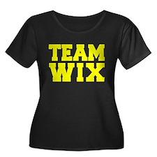TEAM WIX Plus Size T-Shirt