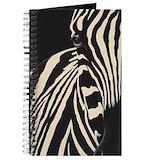 Zebra Journals & Spiral Notebooks
