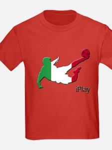 iPlay Italy Flag T