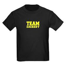 TEAM ZACKERY T-Shirt