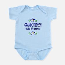 Grandchildren Sparkle Infant Bodysuit