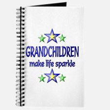 Grandchildren Sparkle Journal