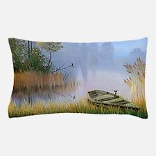 Lake Painting Pillow Case