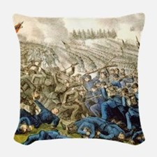 ABH Petersburg Woven Throw Pillow