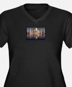 taj mahal gifts Plus Size T-Shirt