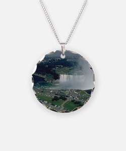 niagra falls gifts Necklace