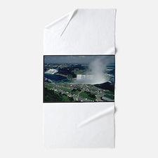 niagra falls gifts Beach Towel