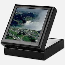 niagra falls gifts Keepsake Box