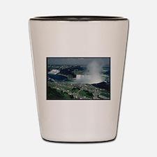 niagra falls gifts Shot Glass