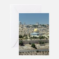 holy land gifts Greeting Cards