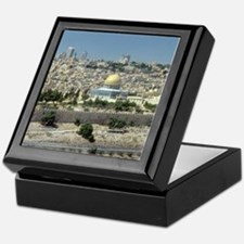 holy land gifts Keepsake Box