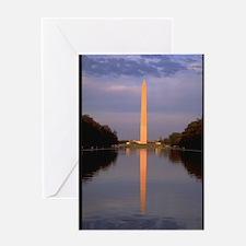 washington monument gifts Greeting Cards