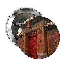 """Beijing,forbidden city china 2.25"""" Button (100 pac"""