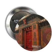 "Beijing,forbidden city china 2.25"" Button"