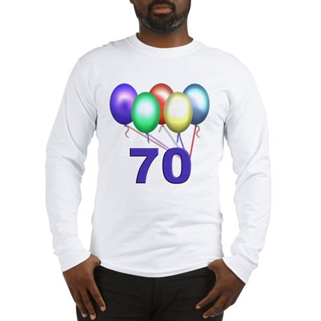 70 Gifts Long Sleeve T-Shirt