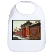 Beijing,forbidden city china Bib