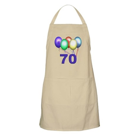 70 Gifts BBQ Apron