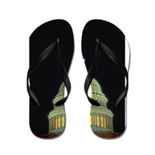 US Capitol gifts Flip Flops