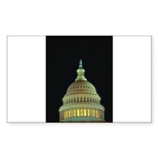 US Capitol gifts Decal
