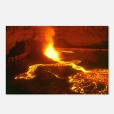 kilauea gifts Postcards (Package of 8)