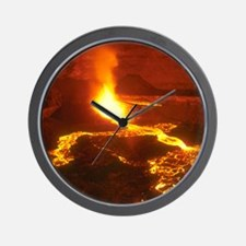 kilauea gifts Wall Clock