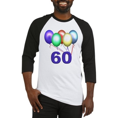 60 Gifts Baseball Jersey
