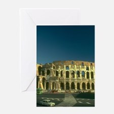 coliseum gifts Greeting Cards