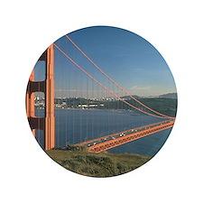 "san franciso golden gate bridge gifts 3.5"" Button"