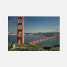 san franciso golden gate bridge gifts Magnets