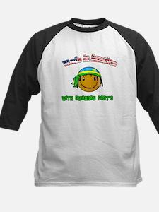 Made in America with Rwandan Kids Baseball Jersey