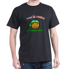 Made in America with Rwandan T-Shirt
