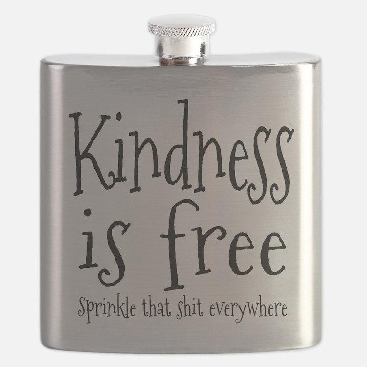 Sprinkle Kindness Flask