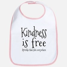 Sprinkle Kindness Bib