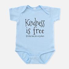 Sprinkle Kindness Infant Bodysuit