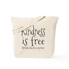 Sprinkle Kindness Tote Bag