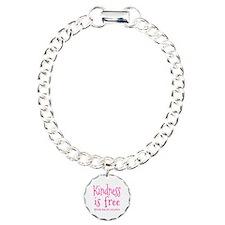 Sprinkle Kindness Pink Bracelet