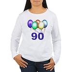 90 Gifts Women's Long Sleeve T-Shirt