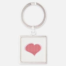 Big Heart Keychains