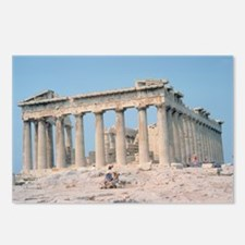 parthenon gifts Postcards (Package of 8)